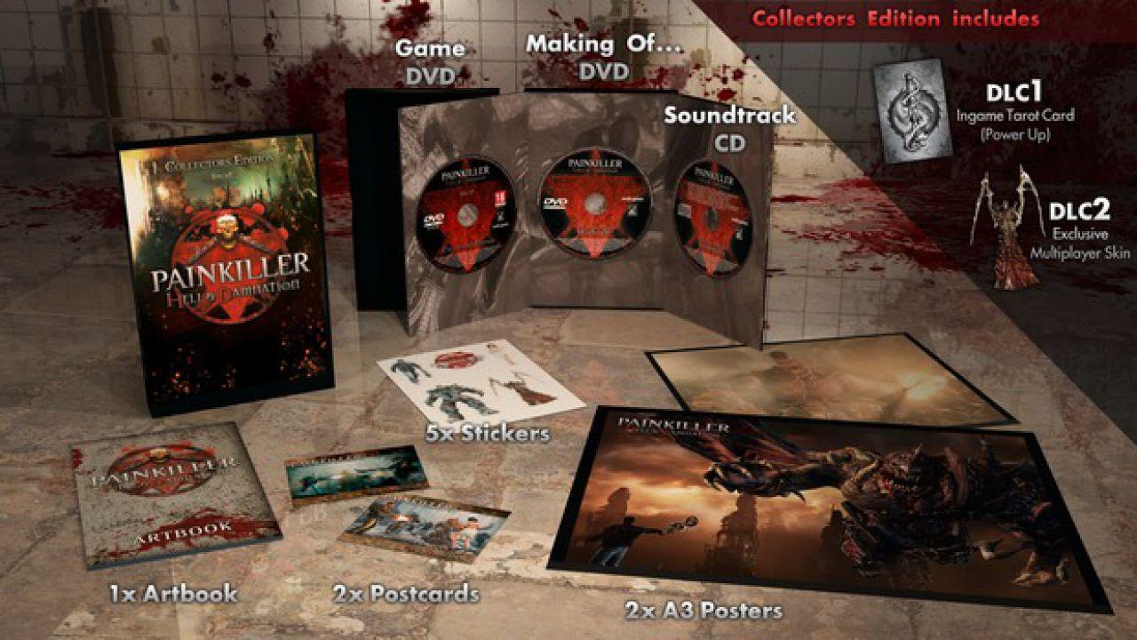 Annunciato Painkiller: Hell & Damnation