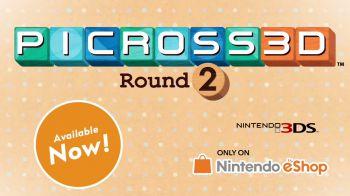 Annunciato Picross 3D Round 2, disponibile dal 2 Dicembre | Aggiornata