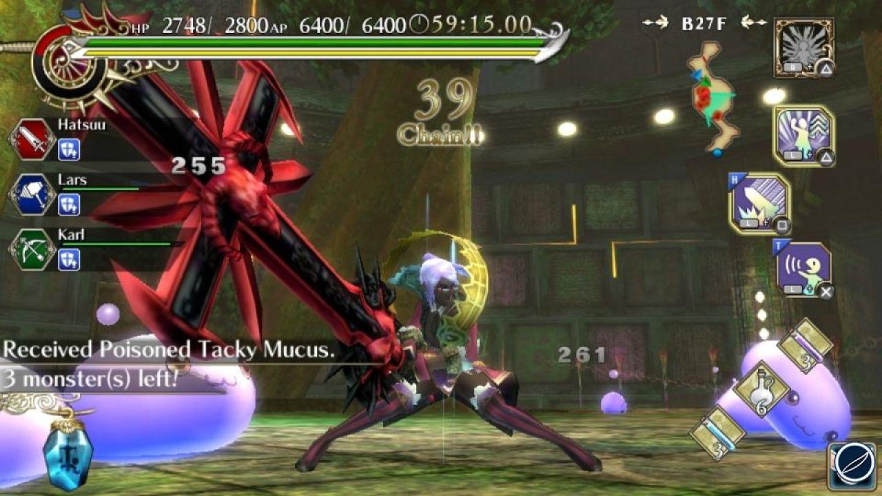 Annunciato Ragnarok Odyssey Ace per PS3 e PS Vita