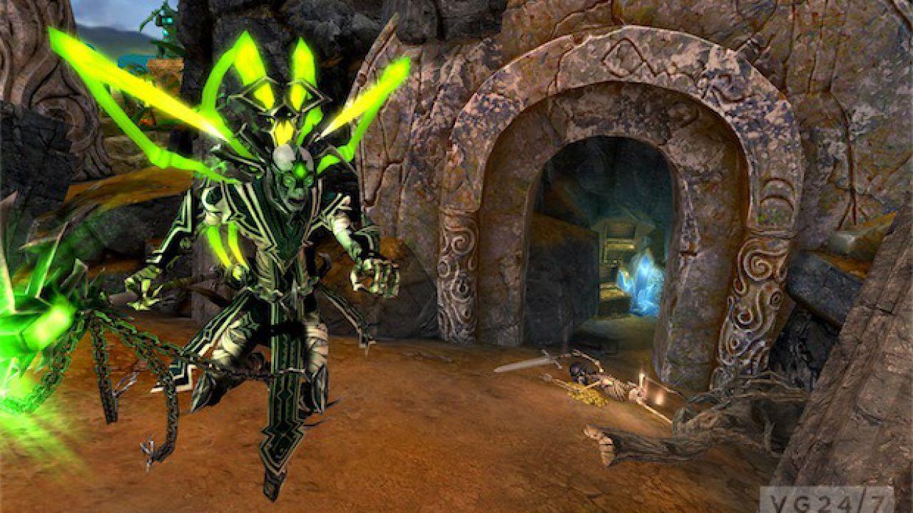 Annunciato il secondo adventure pack per Might & Magic Heroes VI: Dans Macabre