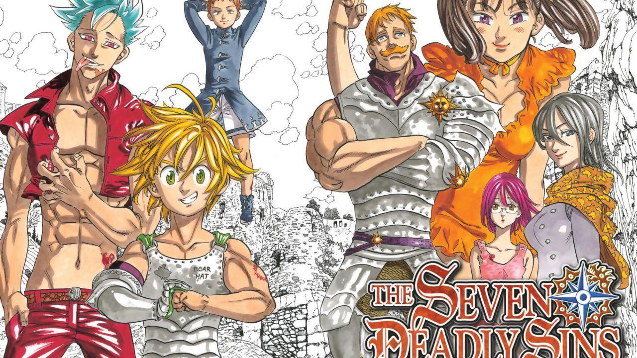 Annunciato The Four Knights of Apocalypse, sequel di The Seven Deadly Sins