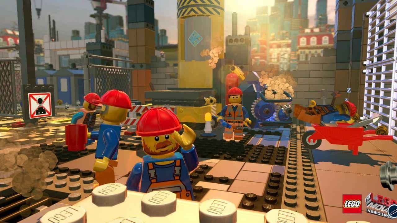 Annunciato The Lego Movie: Il Videogame