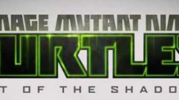 Annunciato ufficialmente  Teenage Mutant Ninja Turtles: Out of the Shadows