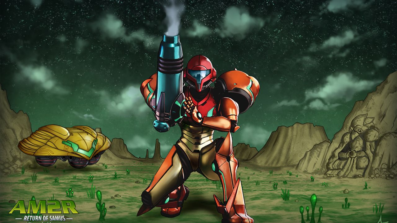 Another Metroid 2 Remake disponibile su PC