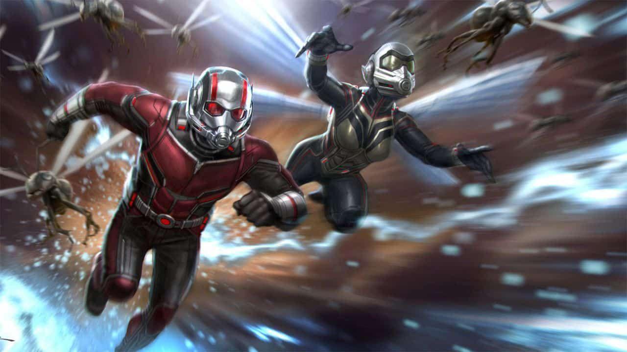 Ant-Man 3, Peyton Reed augura buon San Valentino con un post ispirato al film