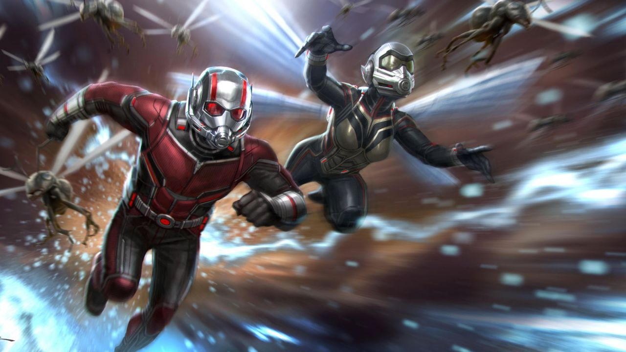 Ant-Man and the Wasp: Peyton Reed sull'assenza degli Avengers e... Ant-Man 3!