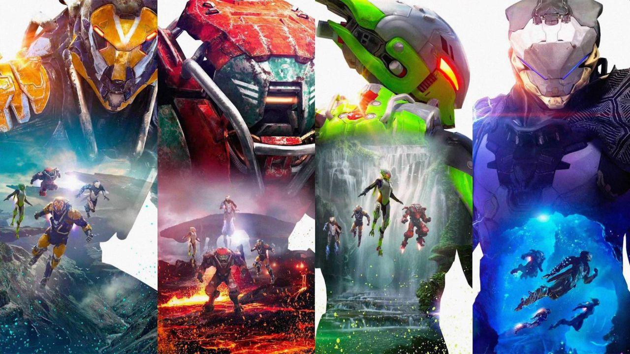 Anthem Next: l'uscita di Hudson e Darrah da BioWare non influenzerà lo sviluppo