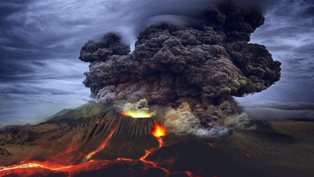 Antica storia di 37.000 anni fa riguardante l'eruzione di un vulcano potrebbe essere vera