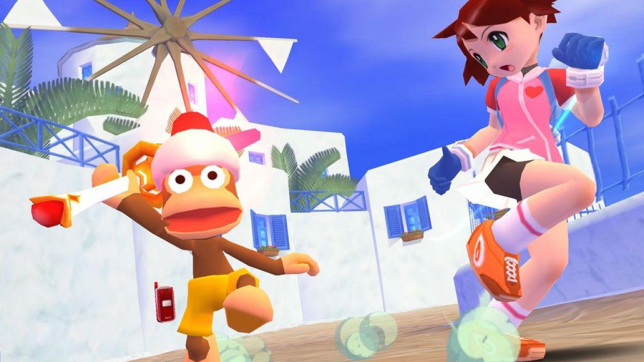 Ape Escape 3 in arrivo su PlayStation 4?