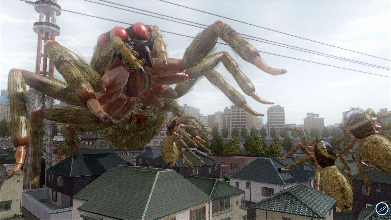 Aperto il sito teaser giapponese di Earth Defense Forces 4