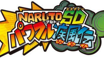 Aperto il sito web giapponese di Naruto SD: Powerful Shippuden