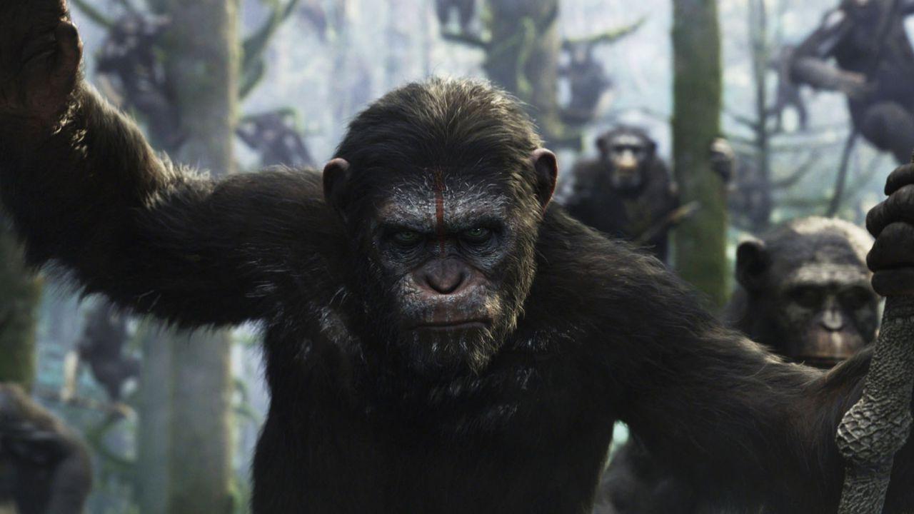Apes Revolution: Il pianeta delle scimmie, ecco perché Matt Reeves cambiò il finale