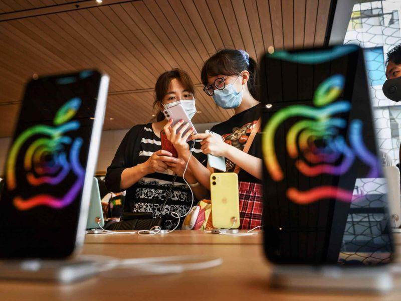Apple, il 95% degli utenti cinesi è pronto ad abbandonare iPhone