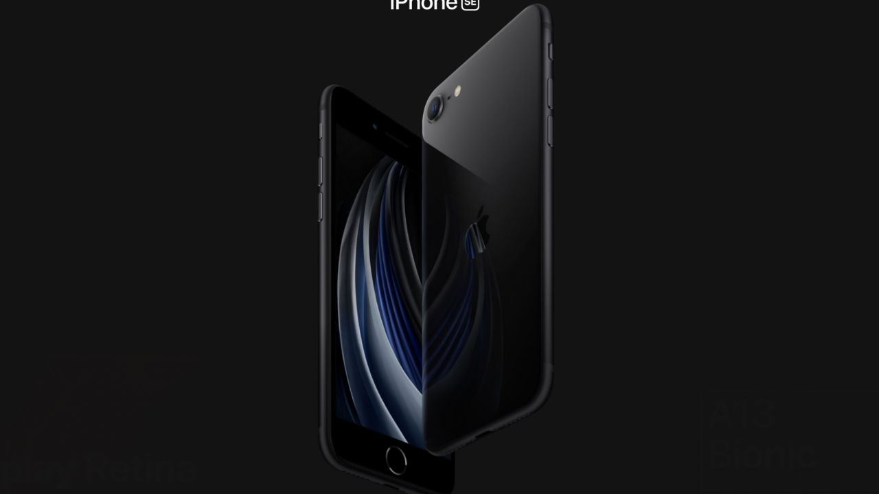 Apple annuncia il nuovo iPhone SE 2 con display da 4,7 pollici e processore A13 Bionic