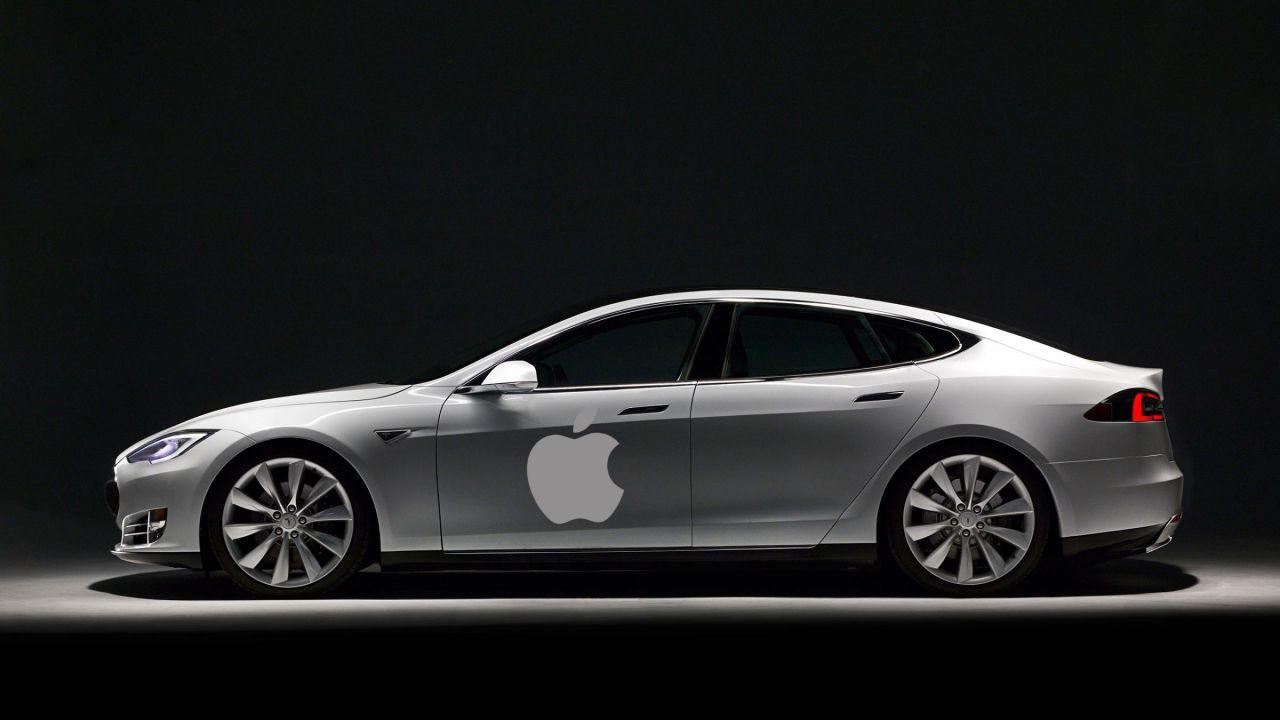 Apple ruba a Tesla: un ingegnere per l'auto elettrica della Mela