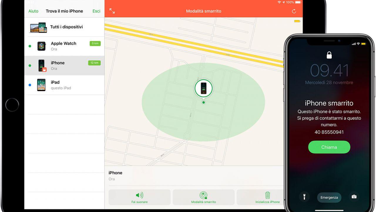 Apple GreenTorch, tracking ancora più potente? Trova il mio iPhone anche se non connesso