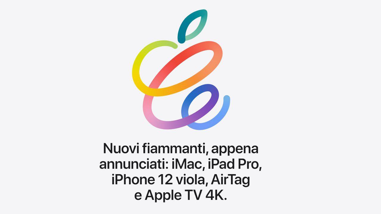 Apple: iMac M1, iPad Pro, AirTag e TV 4K in Italia: prezzi ...