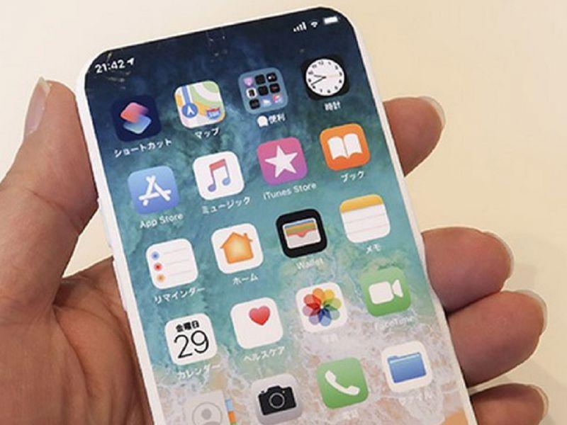 Apple iPhone 13, trapelano foto e video di un prototipo rivoluzionario