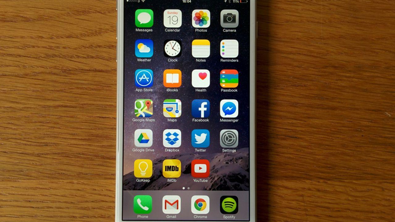 Apple iPhone 6S Plus avrà una batteria meno capiente del suo predecessore