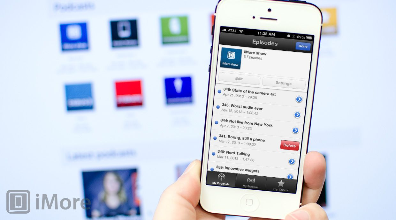 Apple porta l'app Podcast sulla nuova Apple TV