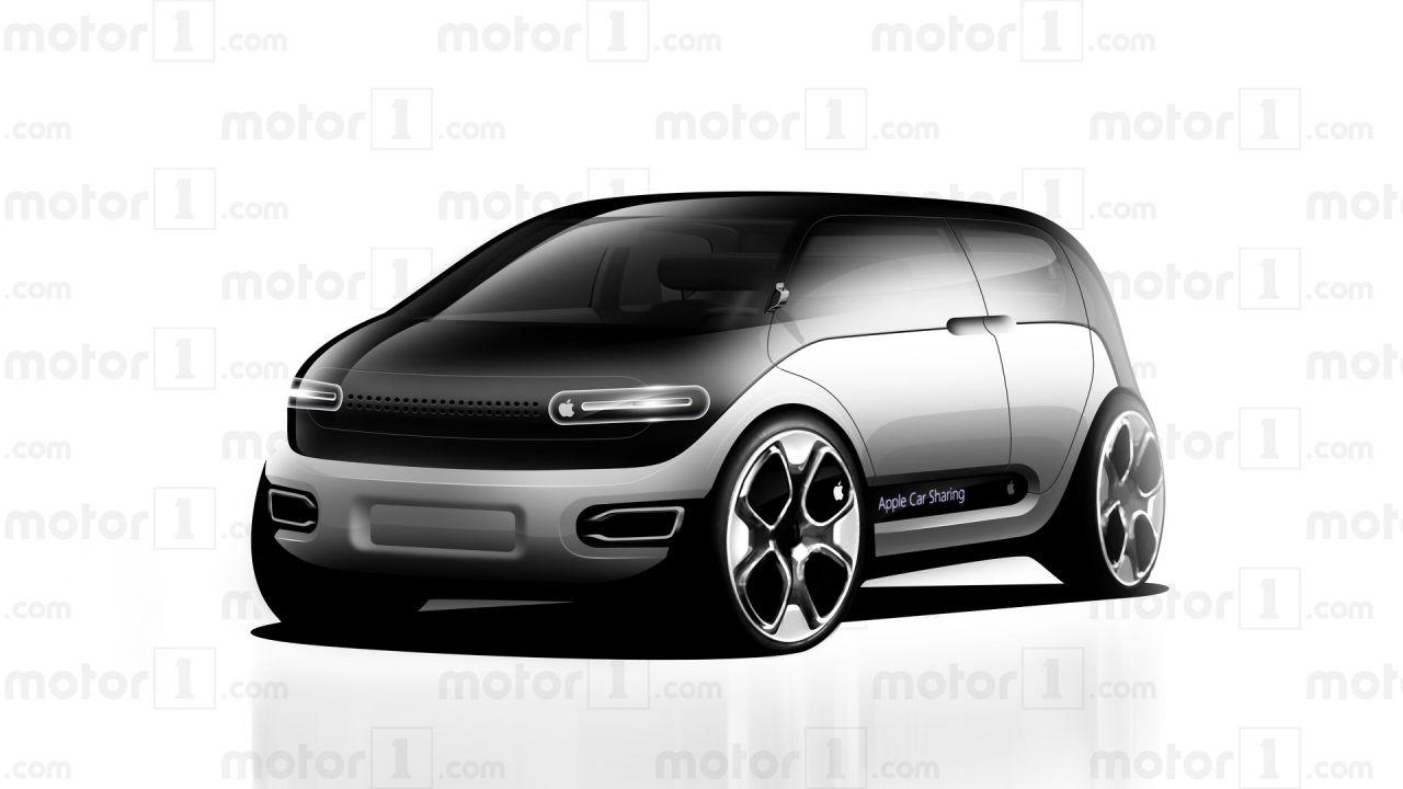 Apple starebbe per presentare la sua prima auto, e VW non vede l'ora