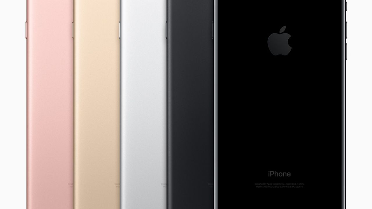 apple pubblica il primo promo dell 39 iphone 7. Black Bedroom Furniture Sets. Home Design Ideas
