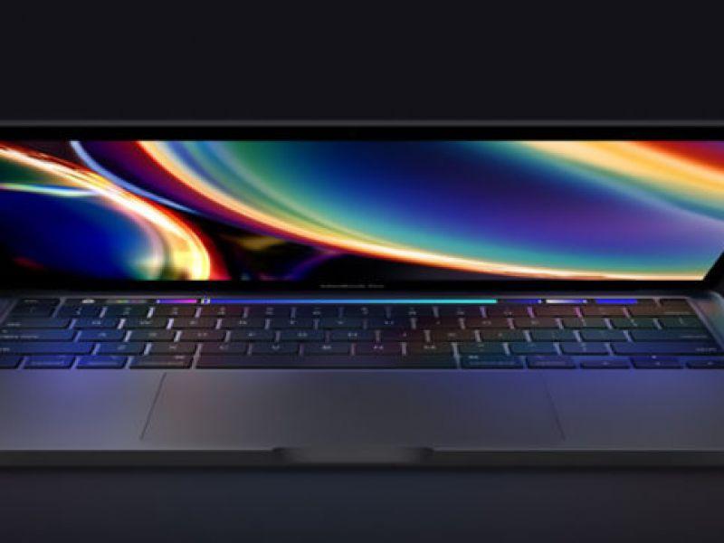 Apple raddoppia il prezzo per aumentare la RAM a 16GB sul MacBook Pro 13