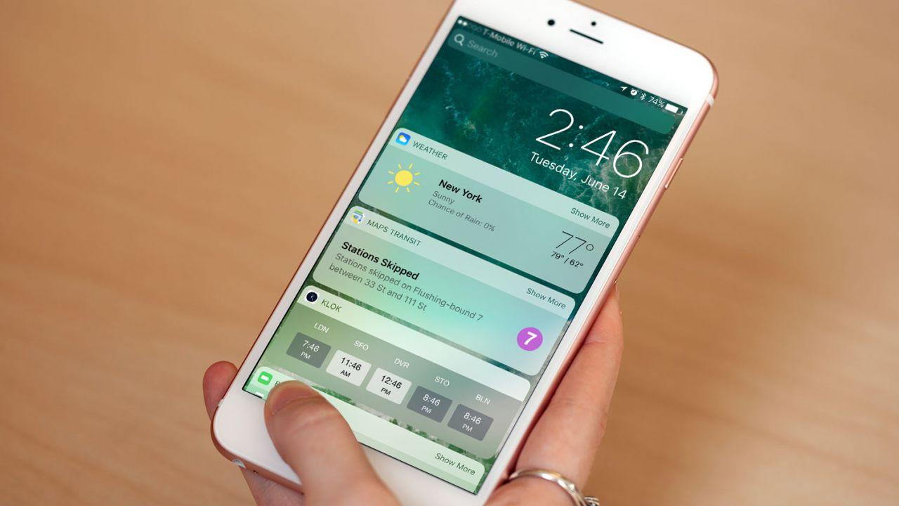 Apple, con iOS 10.1 arriva la modalità ritratto su iPhone 7 Plus