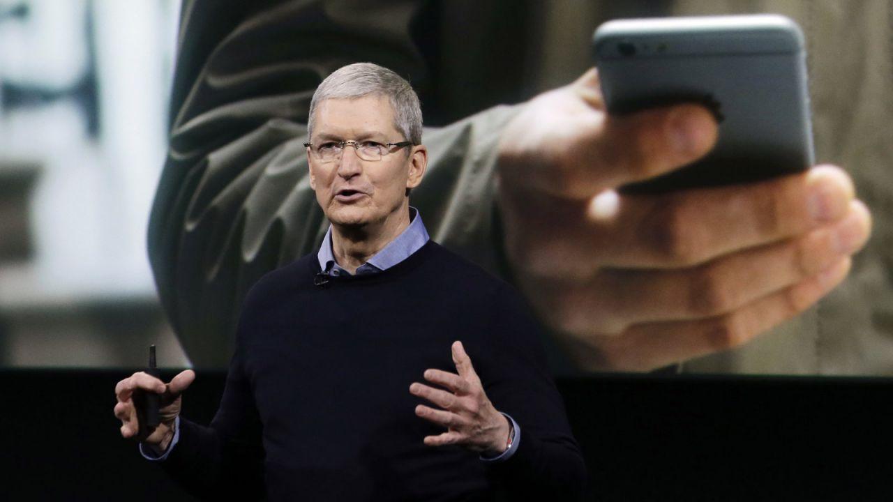 Apple invoglia a registrarsi come donatore di organi