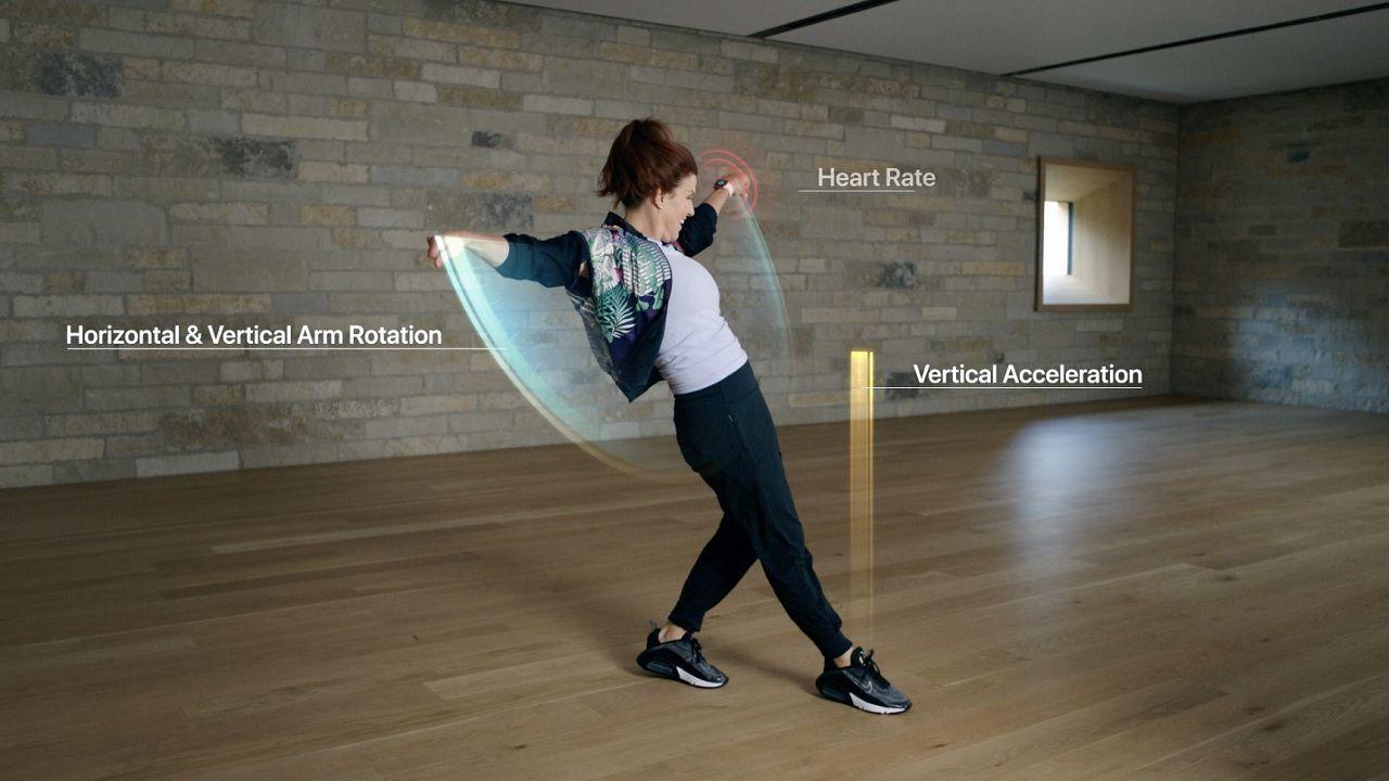 Apple Watch, watchOS 7 ufficiale con tracking dei balletti e molto altro