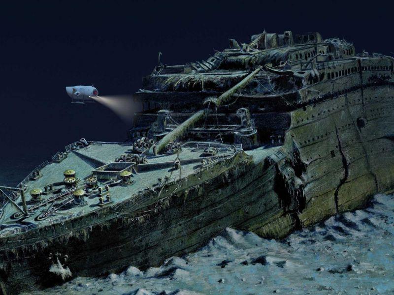 Approvata nuova missione per raggiungere il Titanic: recupererà un oggetto molto prezioso