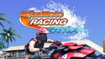 Aqua Moto Racing Utopia annunciato per Wii U
