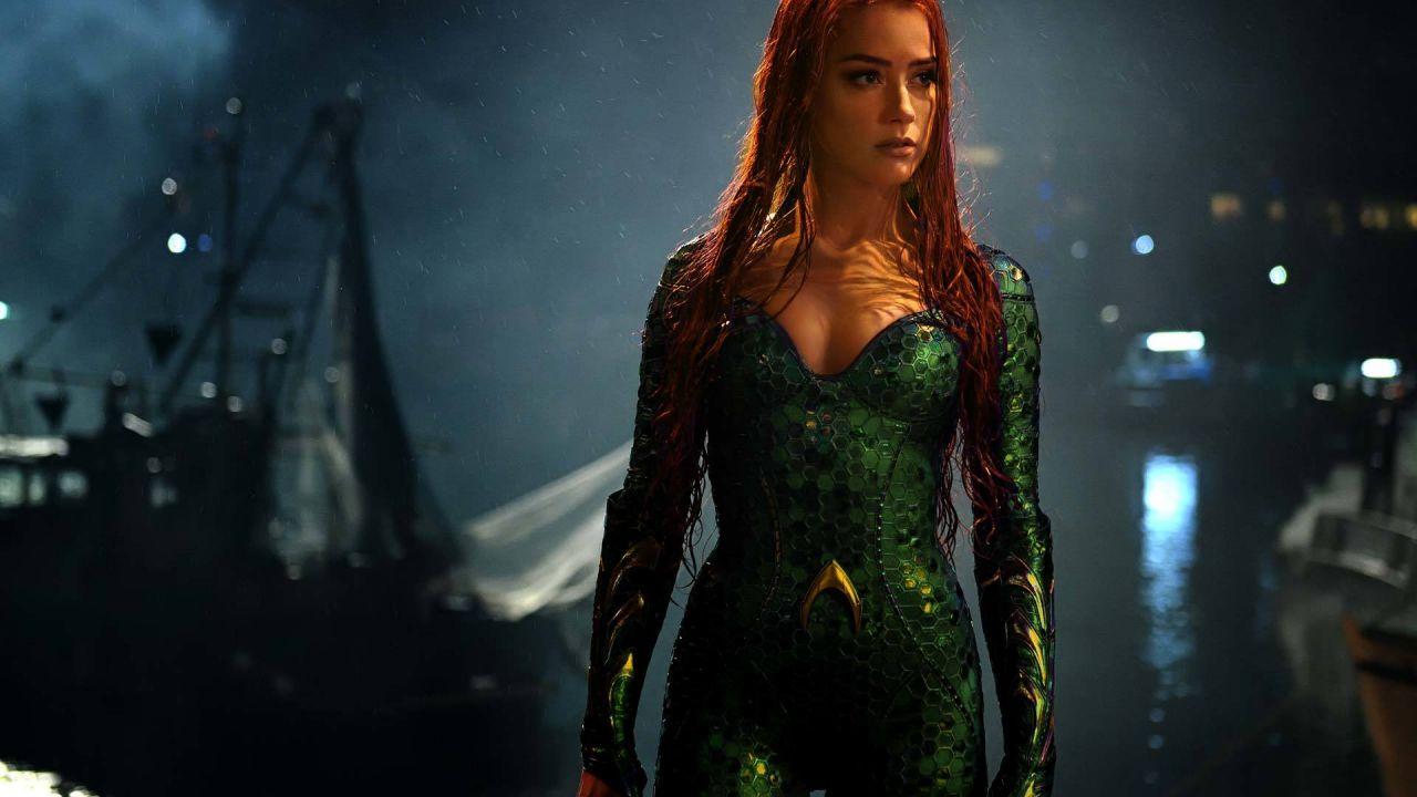 Aquaman 2, quasi 1 milione di firme sulla petizione per cacciare Amber Heard