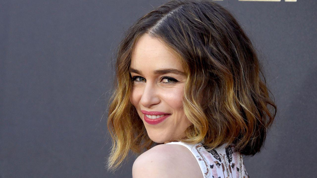 Aquaman 2, Emilia Clarke sostituisce Amber Heard in una imperdibile fan art