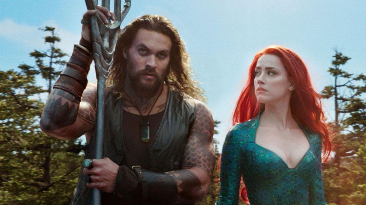 Aquaman 2, l'idea per il sequel viene da Jason Momoa (e sarà molto ambientalista)