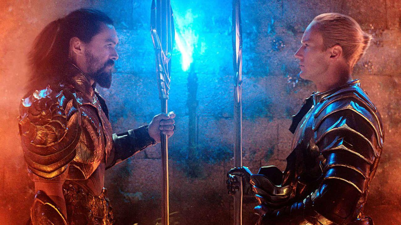"""Aquaman 2, Patrick Wilson rivela: """"Ocean Master tornerà, ma non ..."""