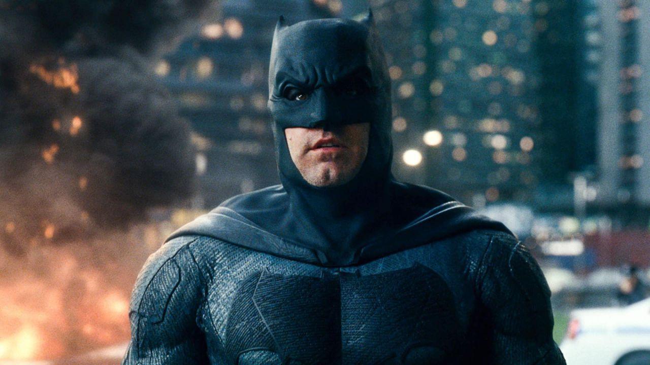 Aquaman, una concept art rivela l'idea di un cameo di Batman