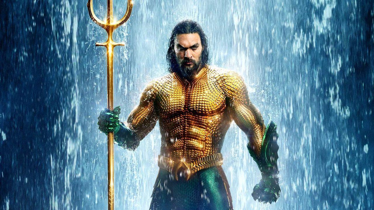 Aquaman: il film di James Wan arriva in digitale la prossima settimana