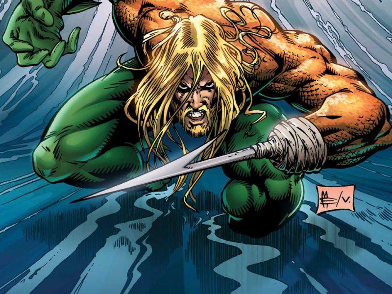 Aquaman si unirà all'Arrowverse? Lo showrunner di The Flash sui riferimenti ad Atlantide