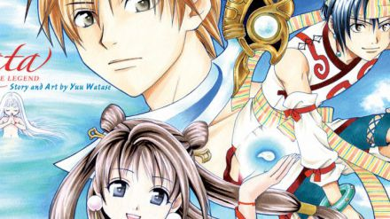 Arata: The Legend, il manga di Yuu Watase riprende a luglio