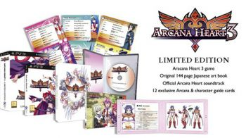 Arcana Heart 3: confermato in Europa per Xbox 360 e PS3