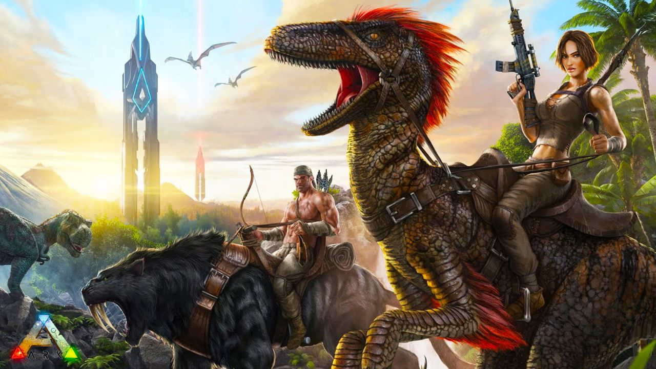 ARK Survival Evolved: disponibile la mappa The Center