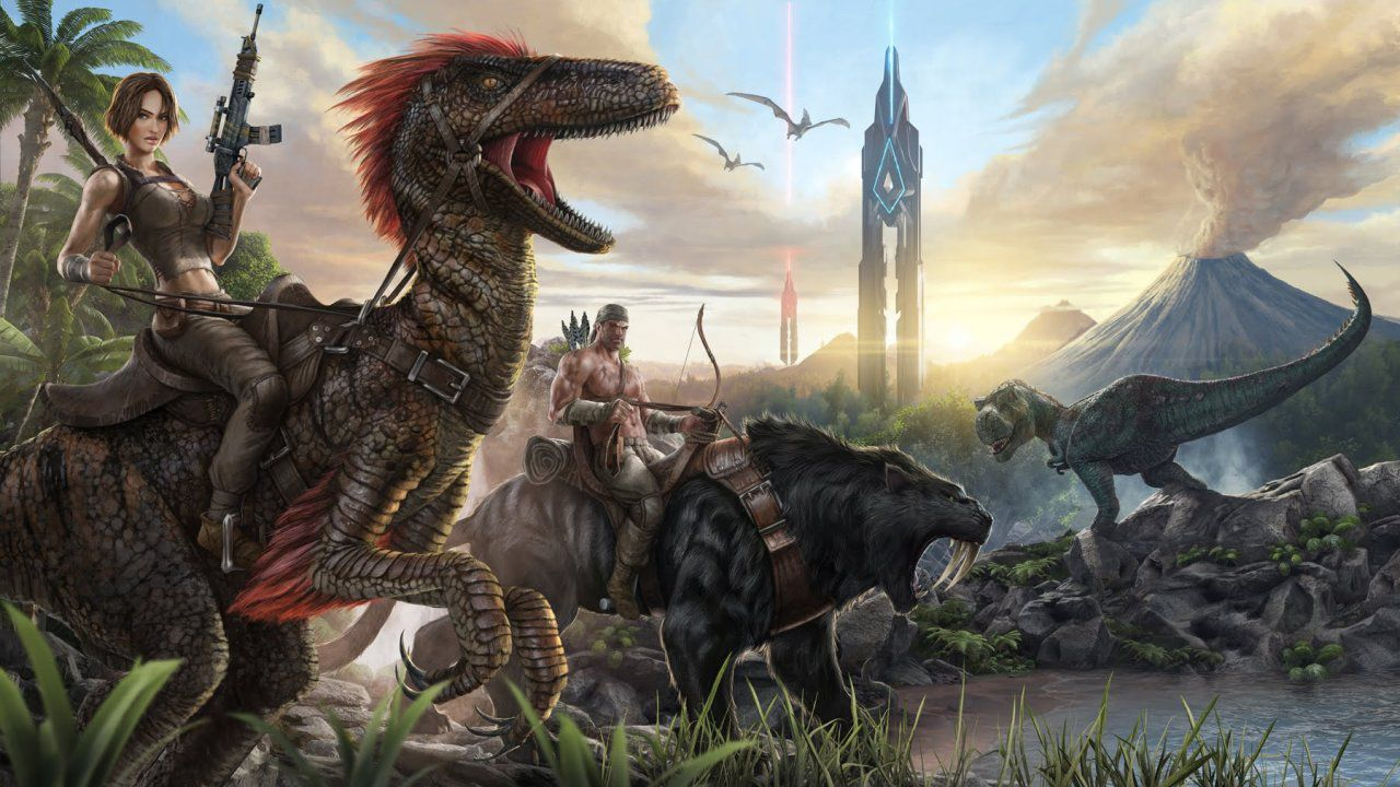 Ark Survival Evolved disponibile ora anche su Mac e Linux