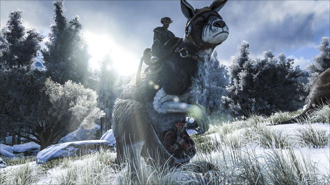 Ark Survival Evolved per Xbox One si aggiorna con tanti nuovi contenuti