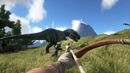 Ark Survival Evolved: video anteprima