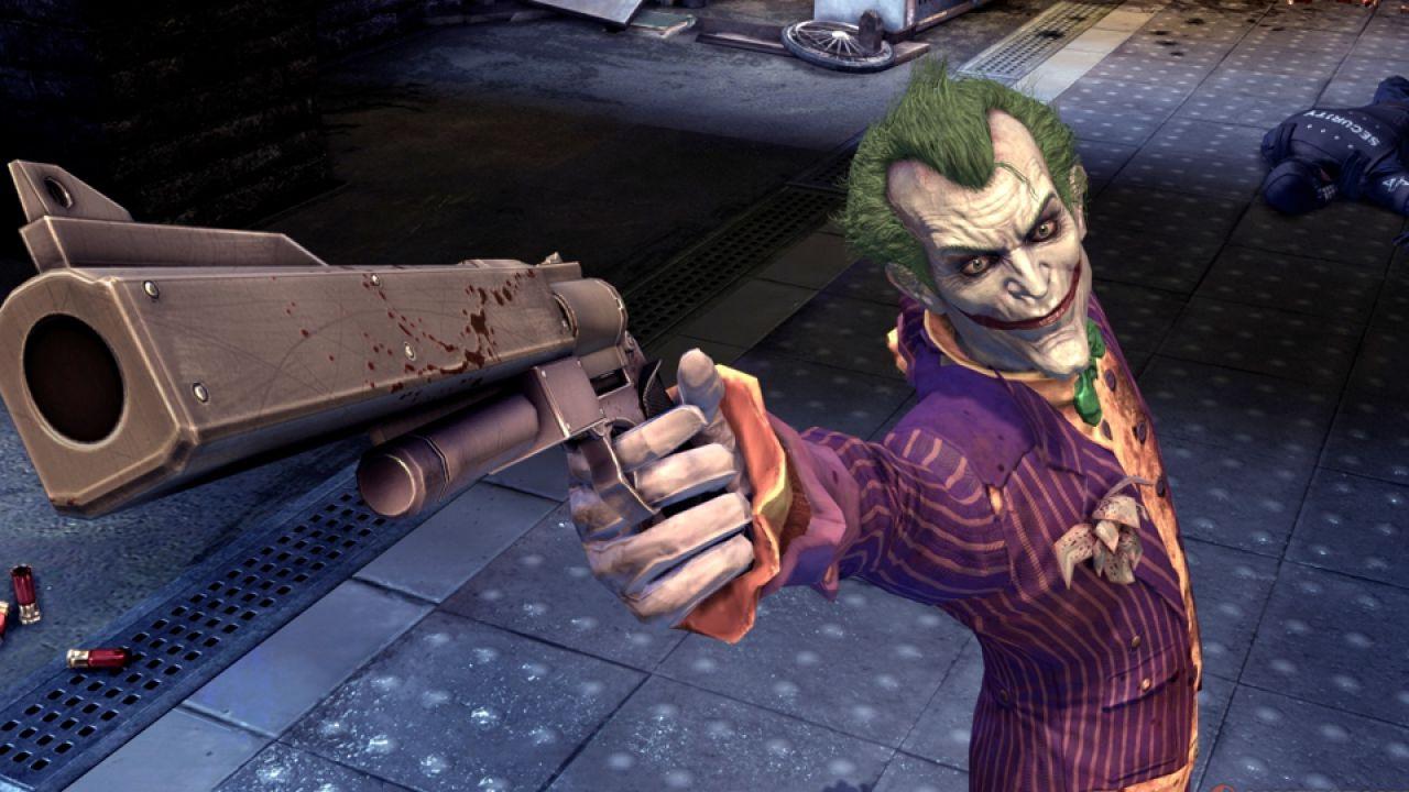 Arkham Asylum ha ispirato una nuova serie di fumetti su Batman