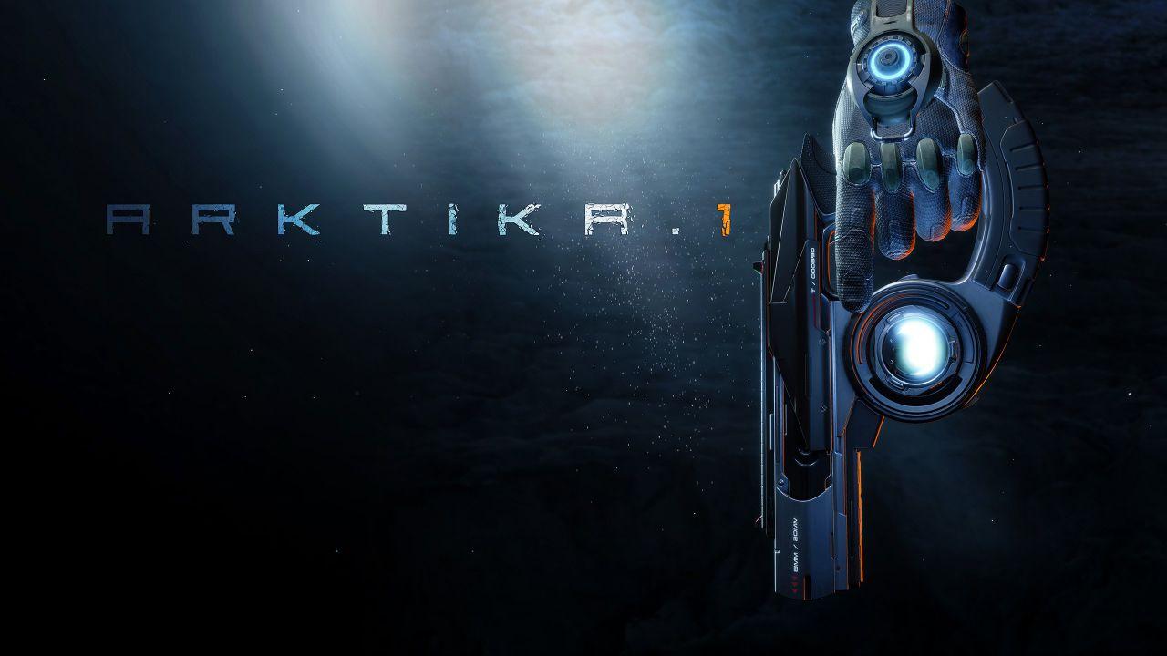 Arktika.1 è il nuovo gioco di 4A Games, sviluppatori della serie Metro