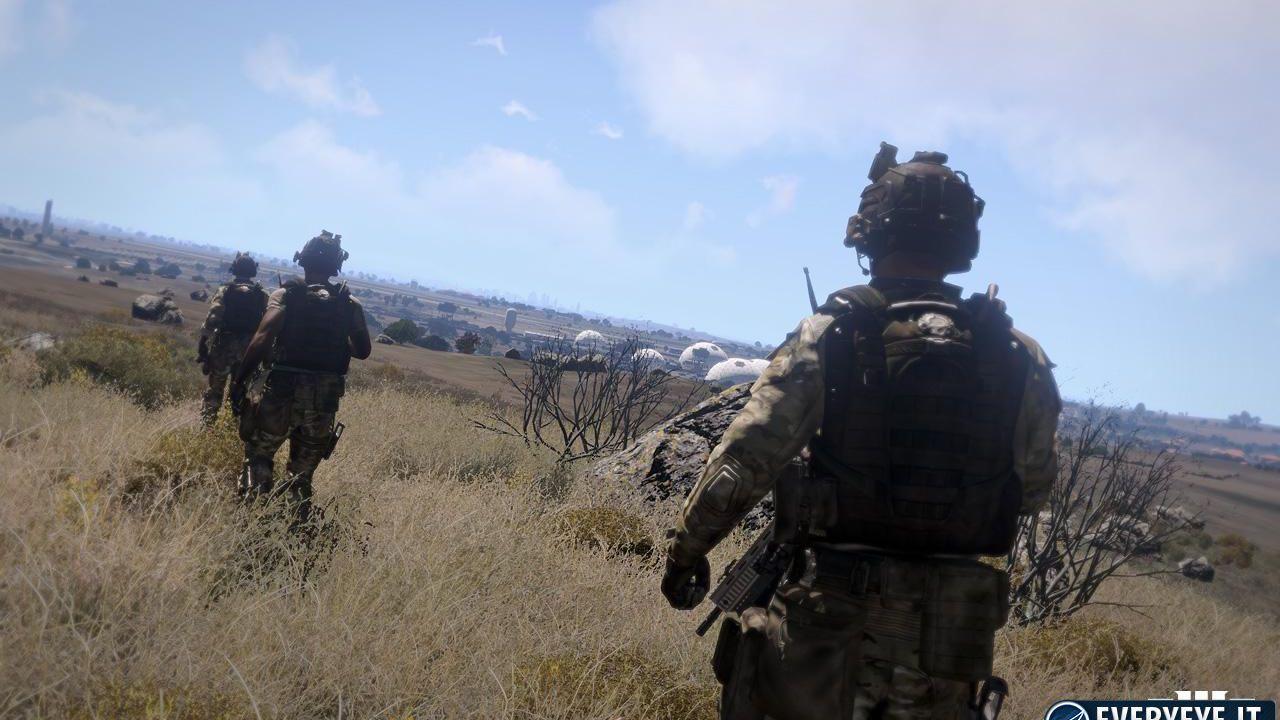 Arma 3 giocabile gratis su Steam nel weekend