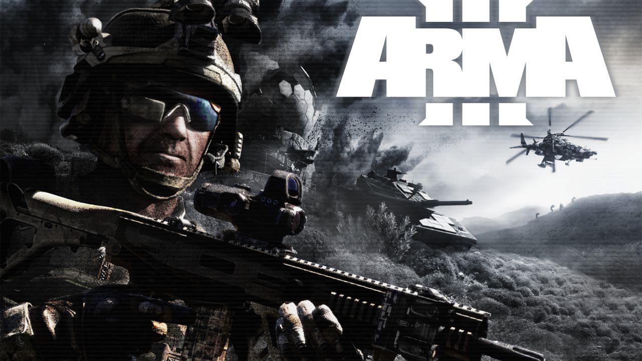 Arma 3 giocabile gratis su Steam per tutto il weekend