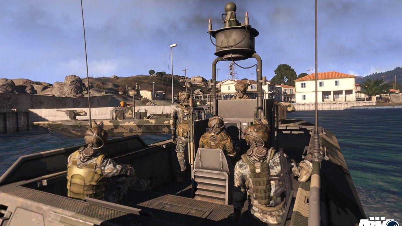 ARMA 3: Nessun piano per portarlo su PS4
